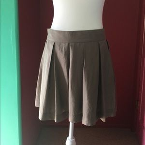BCBGeneration Pleated Skirt/Skort Size 8